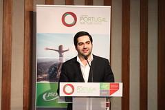 Jorge Moreira da Silva nas Jornadas da JSD