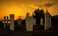 thassos sunset (alastairgraham19) Tags: sunset stone landscape sony greece marble a77 thassos