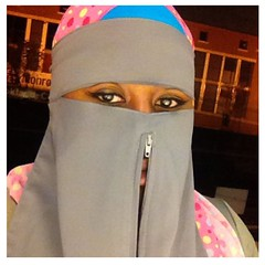ZipNiqab with polkadot hijab (ZipNiqab) Tags: uk usa london fashion indonesia grey eyes singapore europe veil muslim islam gray hijab free mosque muslimah polkadots malaysia modesty zipper nurse kuwait niqab faceveil anonymous saudiarabia zip aura masjid umrah modest burqa hajj ksa halal veiling burka innovative muslimwomen jilbab purdah khimar muslima islamicclothing munaqaba aurat cadar islamicfashion modestfashion pee muslimmodel islamicbusiness aurah niqabfashion muslimnurse zipniqab niqabzip eatingwithniqab halalbusiness niqabwithzipper howtoeatwithniqab niqabcollection eatwithniqab saudifashion coveredgirls niqabstyles
