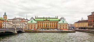 Supreme court and House of Nobility, Stockholm