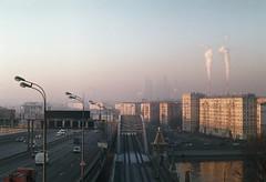 Moscow City 2 (ivanvitalich) Tags: kristall agfa vista 400 industar50mmf35 moscowcity