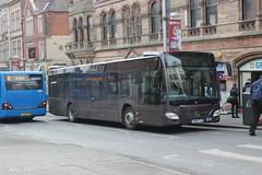 Nottingham (Demo) BP14FJZ (Andy4014) Tags: mercedes nottinghamcitytransport citaro bp14fjz