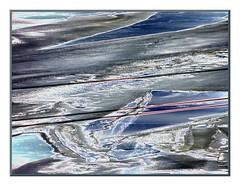 """""""Und der Haifisch, der hat Zhne..."""" (Walter A. Aue) Tags: winter canada ice shark novascotia teeth puzzling brecht stmargaretsbay floes digitallyaltered threepennyopera walteraaue"""