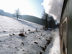Snowwhite (Harry -[ The Travel ]- Marmot) Tags: city travel schnee winter urban snow travelling germany deutschland reisen europe sneeuw engine reis steam story locomotive loc traveling february stad duitsland reise sne travelogue reizen travelstory verhaal zittau 2015 zittauer stoomlocomotief treinreis railtravel schmalspurbahnen schmalspurbahn nvbs dampfloc reisverslag stoomloc winterreis dampflocomotive beeldverslag httpwwwnvbscomexcursies bloginphotos olympusomdem5 lumixgvario1235f28 allrightsreservedcontactmebyflickrmail