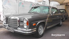 1966 Mercedes-Benz W111 (Rorymacve Part II) Tags: auto road bus heritage cars sports car truck mercedes automobile estate transport historic mercedesbenz motor saloon compact roadster w111 motorvehicle mercedesbenzw111 mercedesw111