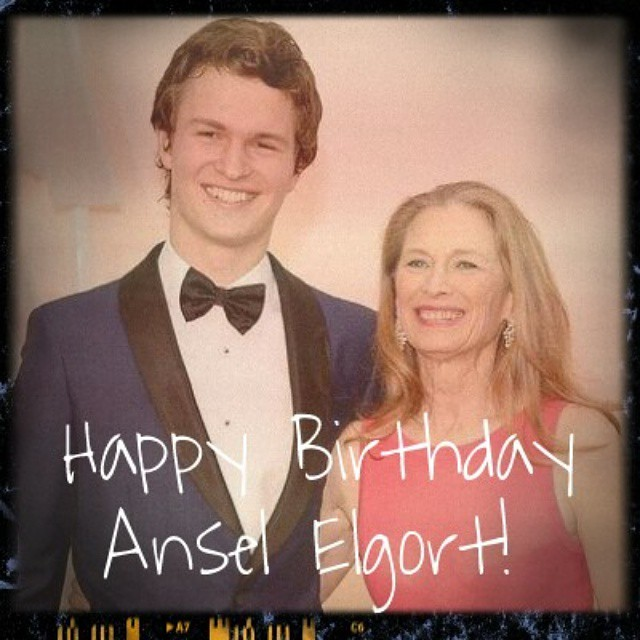 Happy Birthday to the #TFIOS & #Divergent star, #AnselElgort!