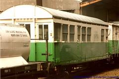 AO 200 (asannei) Tags: train tren sintra rail railway estacion ferrocarril renfe adif ffcc herbicida acoruasancristobal