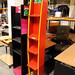 Shop shelf unit