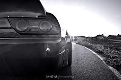 (Stphane Mysta) Tags: race racecar nissan report racing swap built drift sportscars japanesecars 200sx s13 nissan200sx autoworks nissans13 rocketbunny itsracing 2jzengine