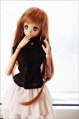 Mirai bl (Wieselhead) Tags: doll greeneyes 13 mirai smartdoll