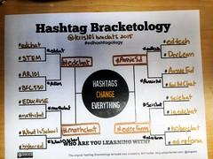 final-four (technovore) Tags: chats education learning teaching brackets edtech socialmedia pln twitter bracketology