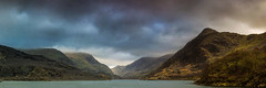 Llyn Peris (MatthewColman) Tags: uk panorama lake mountains wales landscape nikon north sigma snowdon snowdonia peris llyn 1750mm d7100