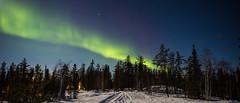 *Explore 04.03.15* Yellowknife, Northwest Territories (Jэяяу) Tags: light canada lights northwest aurora northern territories borealis yellowknife