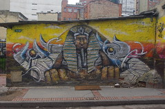 Street Art, Bogotá, Colombia (ARNAUD_Z_VOYAGE) Tags: street city people urban cloud mountain mountains color colour building art church colors beautiful car clouds america landscape dc site amazing colombia bogota colours view action altitude bogotá south capital centro central cities athens american huge region department metropolitan largest active centrale municipality the locality agglomeration sumapaz