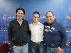 José Carlos Franco y Juan Rocha