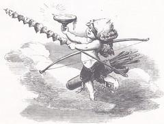 Grandville / 109 (micky the pixel) Tags: illustration angel buch book heart amor illustrator engel livre herz grandville holzschnitt anthropomorph unautremonde zeichner karikaturist jeanignaceisidoregrard melzerverlag diephantasiendesgrandville