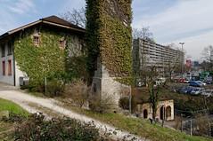 Pumpwerk Walkeweg, Basel (Werner Kast (Wernerio)) Tags: basel basilea schweiz svizzera switzerland baselstadt werner kast
