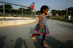 Marina Beach, Chennai, 2016 (bmahesh) Tags: life street people india kids marinabeach chennai ricohgr tamilnadu wwwmaheshbcom