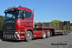 RICHARD FRASER SCANIA R560 V8 SX13 EKY (denzil31) Tags: 6 max truck euro h richard fraser heavy v8 scania stacks haulage stgo r560 eky munlochy planthire sx13 scaniatrucks lowloaderhire kelsalightbar