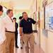 Ambassador Heidt visits HALO Trust operation site in Pailin.
