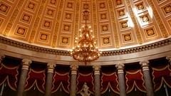 National Statuary Hall, US Capitol. Washington, DC, USA (Klecius Palma) Tags: usa dc washington districtofcolumbia unitedstatesofamerica uscapitol capitol eua estadosunidos capitlio estadosunidosdaamrica nationalstatuaryhall