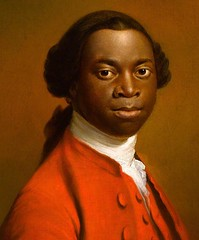 Allan Ramsay (attr.), Portrait of an African, c. 1757-60. Oil on canvas, 61.8 x 51.5 cm. Royal Albert Memorial Museum, Exeter, Devon, UK. This portrait, attributed to Scottish painter Allan Ramsay (1713-1784), is believed to be of Ignatius Sancho (1729-17 (ArtAppreciated) Tags: red man black male art history fashion museum century portraits painting allan memorial african albert famous fineart royal scottish 18th blogs portraiture artists mens figurative ignatius sancho ramsay artblogs 1760s 1750s tumblr artoftheday artofdarkness artappreciated artofdarknessco artofdarknessblog pixeleum