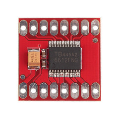 speedometer stepper motor power 4 Dual DC Stepper Motor Drive Controller Board Module TB6612FNG Replace L298N RS (DrJohnBullas) Tags: new system rotation motor speedo speedometer based ratio stepper multiplier compensate