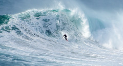MICK CORBETT / 7524SUW (Rafael Gonzlez de Riancho (Lunada) / Rafa Rianch) Tags: sea mer portugal sports water mar surf waves surfing vague olas deportes ondas nazar onda barrell tubos
