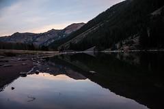 IMG_7985a (markbyzewski) Tags: mountain lake twilight colorado aspen maroonbells