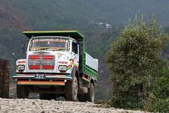 Water Truck (Mark S Weaver) Tags: kathmandu nepa