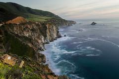 Big Sur (dan_leitenberger) Tags: ocean longexposure big cliffs sur