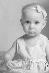 Baby girl (jannaheli) Tags: bw baby cute girl suomi finland blackwhite helsinki babygirl littleprincess oneyearold mv homestudio vauva tytt sp strobist kotistudio mustavalkonen 1vuotias valaisu pikkuprinsessa tyttvauva nikond7200 ensikerrallaonnistunparemmin