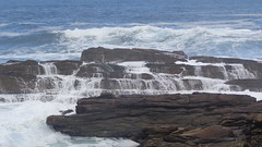 Breaking Waves (Rckr88) Tags: ocean africa travel sea nature water rock southafrica outdoors coast rocks waves south wave coastal coastline gardenroute tsitsikamma easterncape breaking breakingwaves rockycoastline tsitsikammanationalpark
