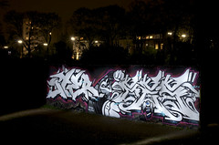 HallWorks: Ster-Ges  Night-Pieces BXLV - 1206x (Jupiter-JPTR) Tags: parque germany graffiti bonn character oh nightshots halloffame ster nightvisions ges rws jptr cityvisions hallworks nightpieces hallbonn bnarea