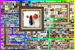 Le titre est DANS l'image (bDom) Tags: art marie illustration digital photoshop gallery buddha egypt galerie exposition angels horus krishna anges egypte boudha spirituel dieux mtaphysique promthe imageframer bdom shapecollage