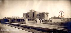 Foto de Refracta en 1944-45 (Quart de Poblet Histria i Patrimoni (QPHP)) Tags: de industrial historia chimenea quart poblet patrimoni xemeneia fbrica fumeral refracta qphp