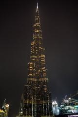 Romantic lighting to the Tower Burj Khalifa (Rita Willaert) Tags: golf dubai khalifa surroundings ae stad burj azi liga verenigde perzische arabische emiraten verenigdearabischeemiraten burjkhalifa perzischegolf arabischeliga dubaistad burjkhalifaandsurroundings