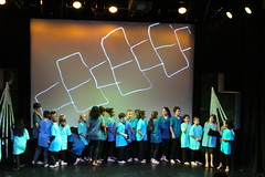 Stages of Half Moon - Equinox Youth Theatre, Hopscotch Hypnosis, 1 July 2016 (20) (Half Moon Theatre) Tags: moon youth theatre stages half equinox halfmoon halfmoontheatre