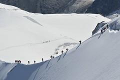 Monte Bianco - Italia (Tommaso Repetti) Tags: italia courmayeur montblanc cima montebianco valledaosta ghiacciaio