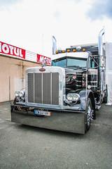 Peterbilt (xwattez) Tags: auto france truck lorry camion american transports circuit albi peterbilt amricain 2016 vhicule rassemblement