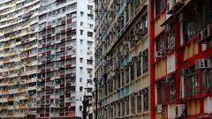 City of Windows (Wilson Au | ) Tags: windows canon buildings hongkong   northpoint kingsroad  ef2485mmf3545usm  eos5dmarkiii