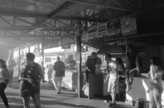img144 (Djordje Jovanovic) Tags: blackandwhite bw film 35mm kodak trieste kodaktmax crese cresecup