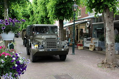 1957 DAF YA 126 (Davydutchy) Tags: netherlands truck army ride military may nederland hobby voiture lorry vehicle frise rit heer convoy paysbas friesland armee leger niederlande militr daf reenacting lkw 2016 frysln militair frisia rondrit langweer tocht langwar kolonne poidslourd legervoertuig legergroen