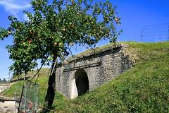 Fort de la Motte Giron / Dijon (Charles.Louis) Tags: belair architecture dijon fort plateau histoire bourgogne militaire dfense patrimoine ctedor mottegiron