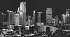 View of downtown Miami, Florida, U.S.A. / The Magic City (Jorge Marco Molina) Tags: urban usa cityscape florida miami southflorida magiccity miamidadecounty jorgemolina nikond7100