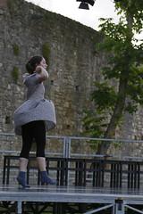 Dansvoorstelling (Roelie Wilms) Tags: dansvoorstelling dance dans sangimignano italy itali italia toscane ballet balett ballo bale