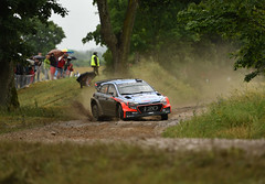 Rally Poland 2016 (Enda Healy) Tags: wrc rally poland 2016 rallying rallye world championship fast cars action drift gravel power slide vw ford hyundai citroen fiesta polo i20 ds3 tanak ogier breen jump mazury mikolajki summer hot dust dirt dmack tyres tires pan nikon d750 nikkor