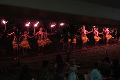 torch dance (BarryFackler) Tags: party people island fire hawaii polynesia women outdoor torches hula celebration event flame tropical bigisland performers kona graduationparty polynesian wahine holualoa 2016 specialoccasion hawaiianislands huladancers huladancing hawaiiisland sandwichislands westhawaii northkona barryfackler barronfackler konaimincenter saleishashighschoolgraduationparty saleishasgraduationparty saleishaleleekealaulalauronal