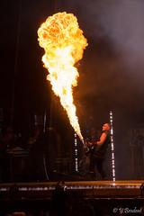 Rammstein @ Hellfest 2016-27 (yann.bredent) Tags: festival metal rock music musique live show stage lights fireworks 2016 hellfest hellfest2016 artiste concert rammstein band artist