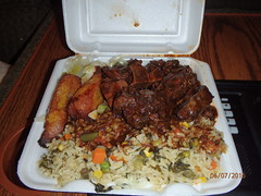 June 7, 2016 (osseous) Tags: 2016june ox tail golden krust